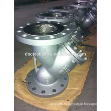 WCB Strainer Flanged End 10K/20K