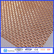 China supplier good conductivity rf shielding copper mesh fabric