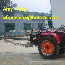 ВОМ трактора траншеекопателя продажа RXK120