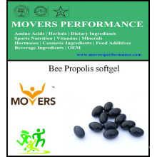 Bee Propolis Softgel / Légumes Softgel / No Conservant