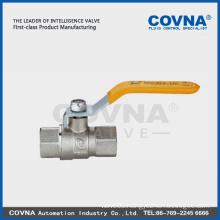 "1/2""-4"" Lever Handle Brass Gas valve"