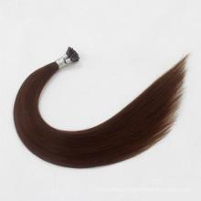 "I Tip Hair Extensions Brazilian Remy Virgin Human Hair Fusion Keratin Hair 18""20""22"" 45cm-55cm"