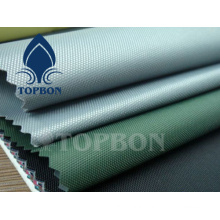 Ployester Waterproof Oxford 600d Fabric with PU Coating