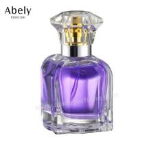 50ml Perfume Cristal Garrafa para Lady Parfum