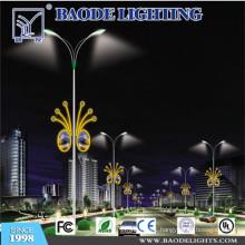 6m Single Arm Galvanized Round /Conical Street Lighting Pole (BDP-10)