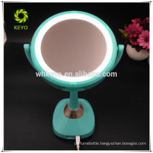 bluetooth speaker music mirror LED makeup mirror 5X magnification led bluetooth speaker makeup mirror