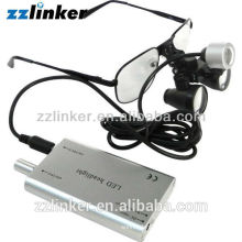 2.5 times Dental Loupe with light