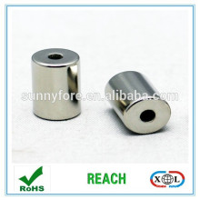 powerful speaker axially tube magnet