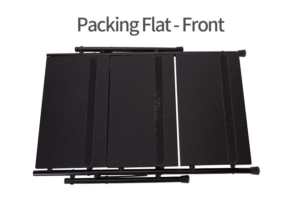 Packing Flat - front