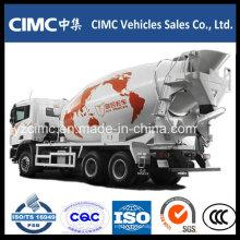 380HP 9-12cbm C & C 6X4 Concreto Mezclador de camiones