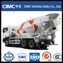 380HP 9-12cbm Caminhão do misturador concreto de C & C 6X4