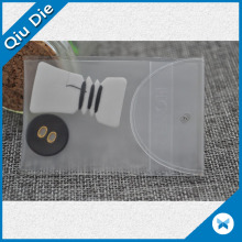 Transparent Plastic PVC Bag for Garment Spare Button