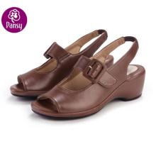 Анютины глазки комфорт обувь обратно пояса летом сандалии для женщин