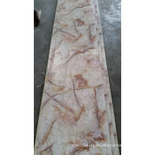 Innenwand-Dekorations-PVC-Marmor-Ähnliches Oberflächenblatt-waschbare PVC-Wände