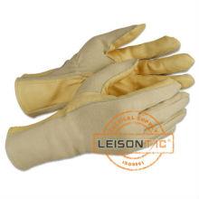 Полет перчатки с стандартом ISO замедлителя пламени