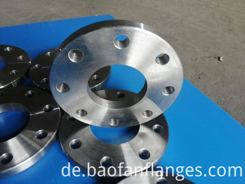 Mss Threaded Flanges