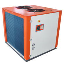 03HP Industrial Air Cooled Water Chillers for Beverage Drinking Machine