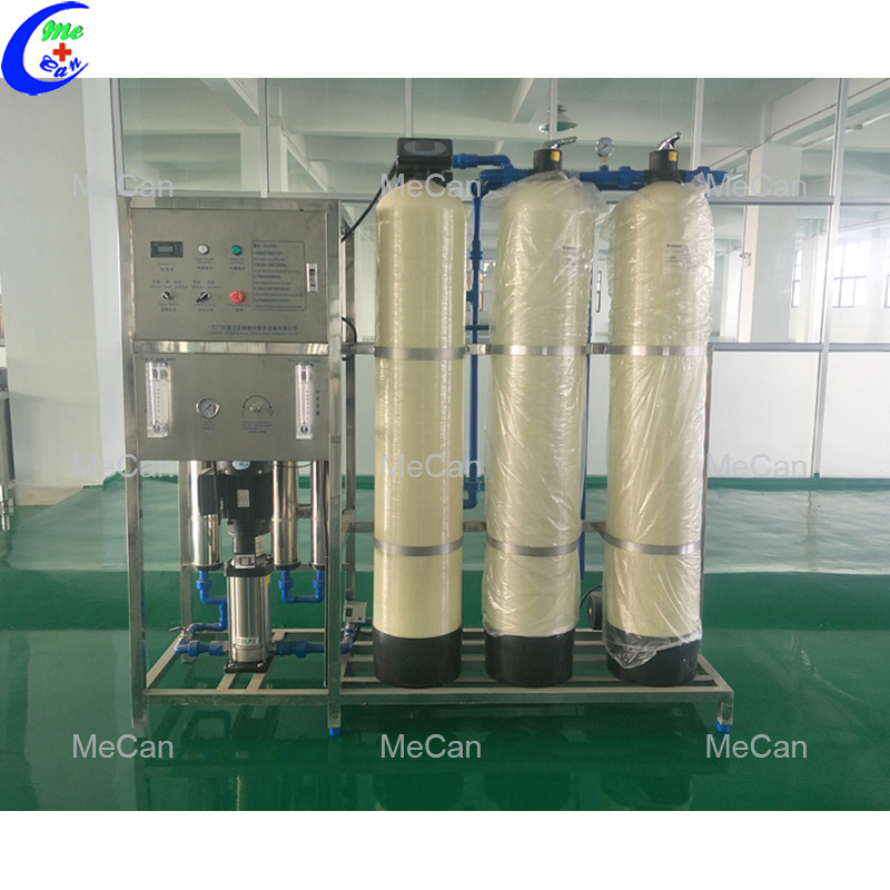 Complete RO Water Filtration Equipment