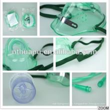 Mascarilla quirúrgica desechable médica de oxígeno para la respiración