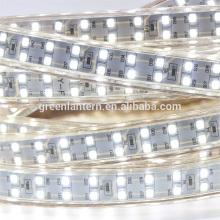 Nouvelle bande lumineuse flexible superbe de la rangée 2835 de la rangée 220V superbe superbe pour intérieur et ourdoor utilisés