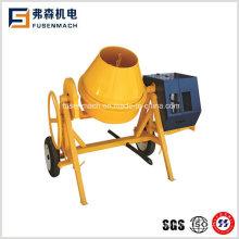 350L Mobile Concrete Mixer with Honda Gasoline Engine (FSMX90)