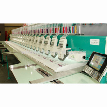 22 heads high speed embroidery machine