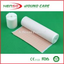 Óleo de zinco perfurado HENSO em gesso