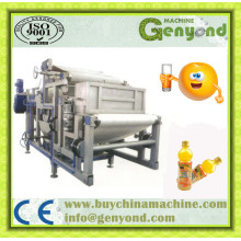 Belt Press Machine para o suco Pressing