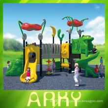 2014 Hot Hot! Vente de nouveaux équipements de terrain de jeux extérieurs pour enfants
