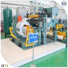 Máquina de enrolamento de folha de transformador automático