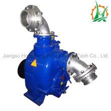 Самозагружающийся дизельный двигатель P-6 или электрический насос для очистки сточных вод