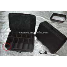 Best-seller водонепроницаемый прочного нейлона сумка для инструментов с сильным пластиковая рама