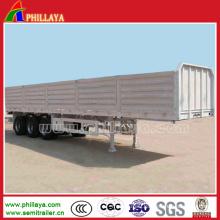 Cimc Side Wall Trailer for Cargo Transport