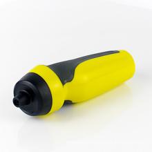 Plastic gym water bottle 600ml drinking bottle sport