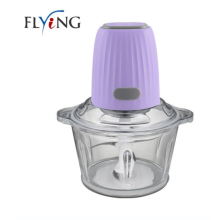 Glass chopper for household meat cutting