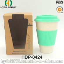 Atacado não-inflamável BPA livre de fibra de bambu (HDP-0424)