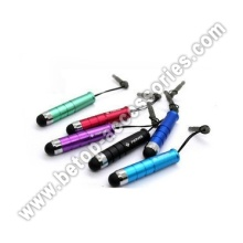 Capacitive Stylus Bullet Touch Screen Pen Pandant For iPhone iPad Touch iPod