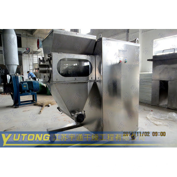 Pesticide Granule Vibration Fluidizing Bed Dryer