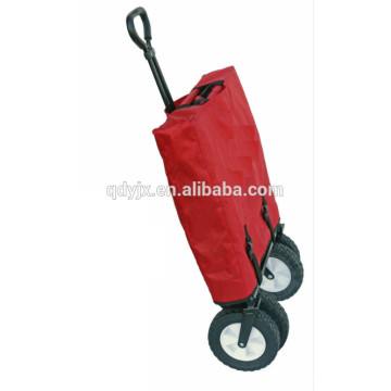 Шаньдун 4 колеса пляж вагон красный складные спорт вагон вагон TC1808-2