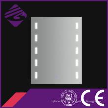 Jnh145 más nuevo diseño de alta calidad rectangular iluminando LED personalizado espejo