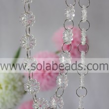 Hot Sale 20mm Crystal Beaded String Garland