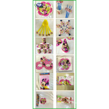 Minnie Mouse Theme Party Supplies