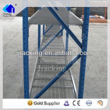 Jracking Storage Warehouses Quality Decorative Shelving Units Commercial Metal Glass Bars Shelving