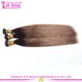 Новые прибытия кончика волос моды популярных Омбре я отзыв волос расширение для дешевые оптовые 7А класс я отзыв волос