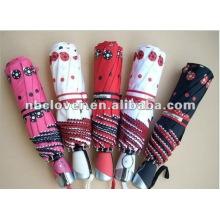 four folding umbrella for sale