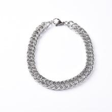 Hot Sale Design Minimalist Bracelets Women Stainless Steel Jewelry Accessories