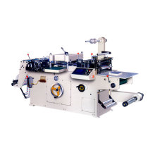 Full-Automatic Adhesive Tape Die Cutter with Roll-Roll Continuous Free