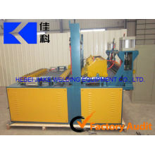 Máquina de solda de malha pneumática / equipamento de solda de malha de arame pneumático / soldador de malha de aço pneumático