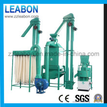 Línea de pellets de la biomasa de la alta calidad de la fuente de China para la venta