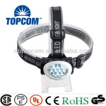 2014 hot sale mini 10 led headlamp manufacturers